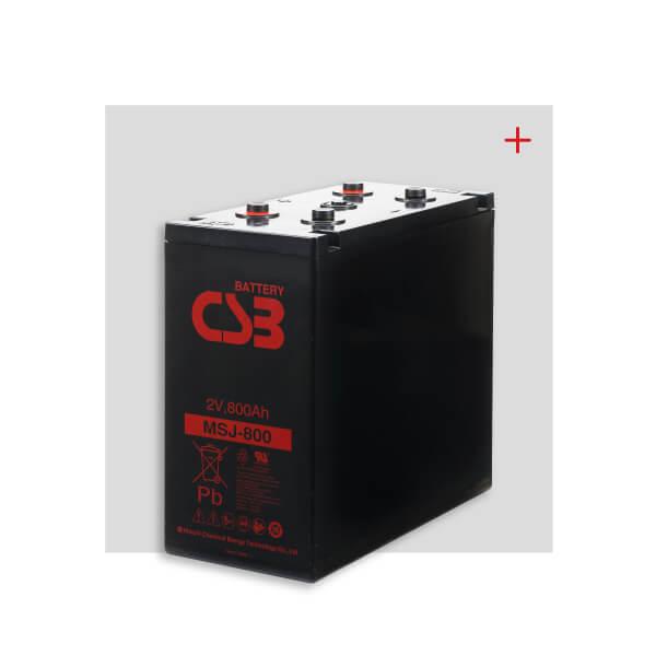 Bateria CSB 2V Modelo MSJ – MU