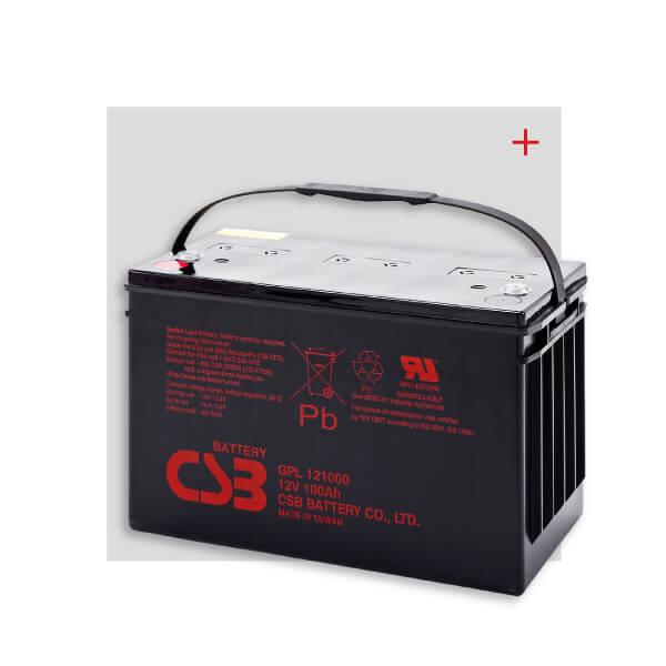 Baterias CSB 12V Modelo GPL