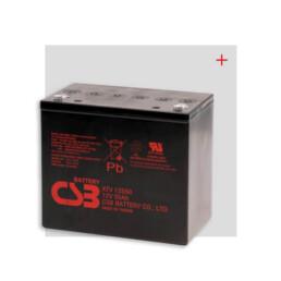 Baterias CSB 12V Modelo XTV