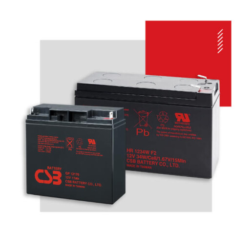 Baterias CSB